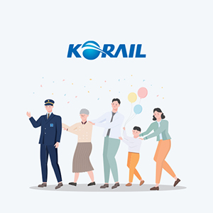 KORAIL ILLUSTRATION KIT
